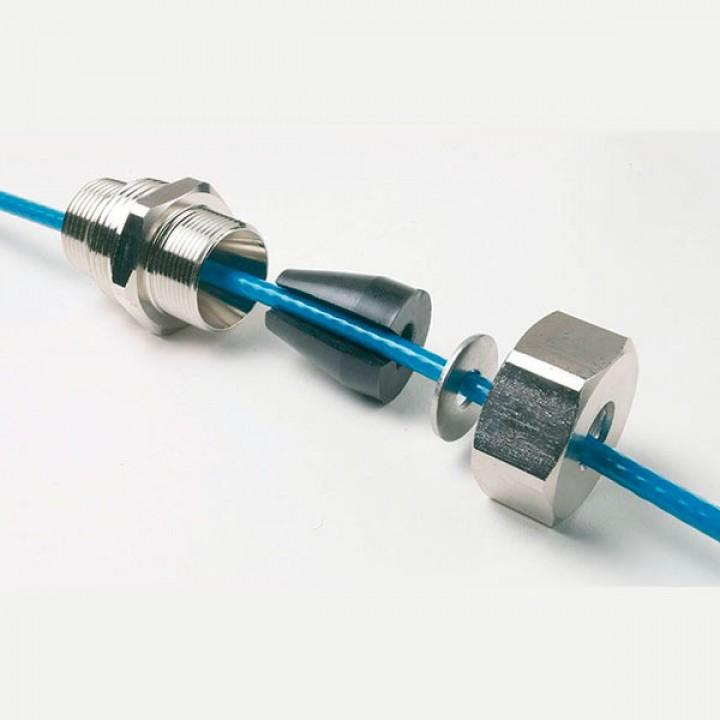 """Муфта зажимная герметичная для установки кабеля DPH-10 в трубу (1"""" и ¾"""") 19805366"""