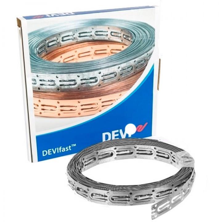 Оцинкованная лента Devifast для креп. кабеля (5 метров) 19808234