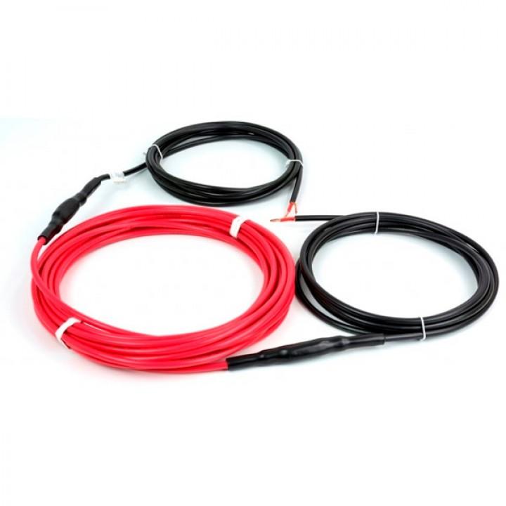 Нагревательный кабель одножильный DEVIbasic™ 20S (DSIG-20), 1820,Вт, длина 91м (140F0223)