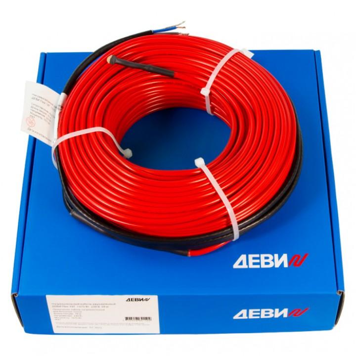 Нагревательный кабель DEVIflex™ 18T, 2295 Вт, 131 м, (до 13,1 м²) 140F1251 (140F0136 DTIP-18)